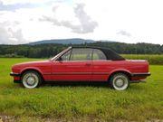BMW E30 325 Cabrio 5-Gang