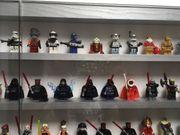 117 Lego Star Wars Figuren
