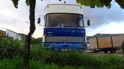 Wohnmobil MB 809