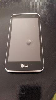 Lg k4 LTE smartphone