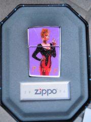 ZIPPO Pin Up Joan
