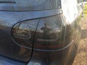 VW Golf 5 RÜCKLEUTEN Dunkel