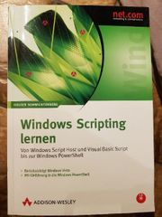 Buch Windows Scripting