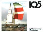 Segelyacht C C 25 Korneuburg
