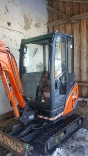 Mini Bagger Hitachi ZX 18 -