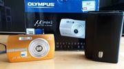 Olympus MIJU 700 Camera