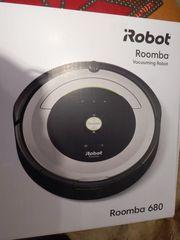 Saugroboter iRobot roomba 680 -unbenutzt -