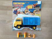 Spielzeugauto Baustellen LKW mit Friktion