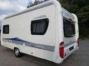 Wohnwagen Hobby 455UB Markisse Bj