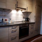 Küche mit Miele und Bosch-Geräte