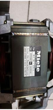 Miele Waschmaschinen Motor für Reglerbetieb
