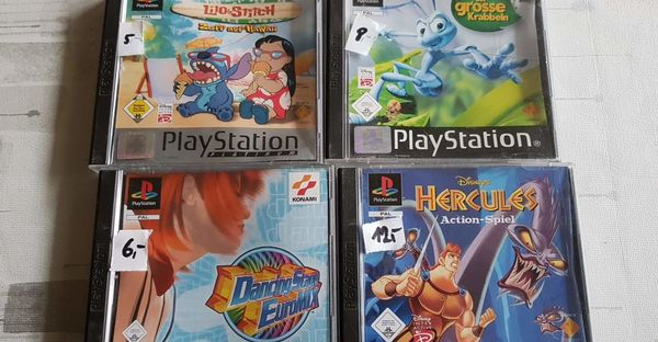 Ps1 ps2 ps3 spiele