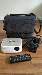 LG HX301G portabler Beamer REDUZIERT