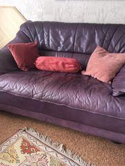 Sofa und 2