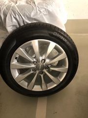 Audi Felgen 17 Zoll mit