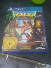 Crash bandicoot ps