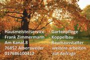 Hausmeister/ Betreuung von