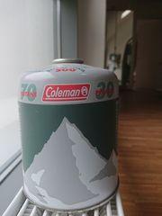 3 Stück Coleman Butan Propan