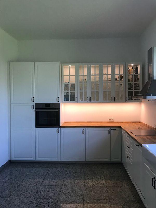 Große IKEA Küche zu verkaufen - nur 11 Monate alt! in Pforzheim ...