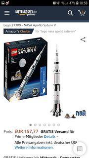Lego Saturn Nasa Apollo