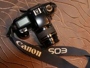 Canon Spiegelreflex - Kamera -