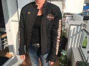 Harley Davidson Jacke Motorradjacke Damenjacke