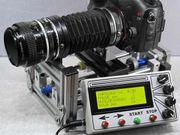 Motorisierter MACRO-BALGEN-STACKER für Nikon Canon