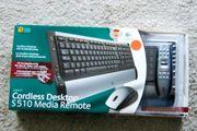 Tastatur Komplett Set