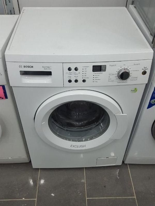 waschmaschine bosch avantixx 7 varioperfect