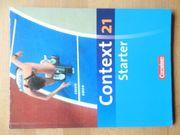 Context 21 - Starter 978-3-06-032230-5