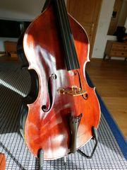 Wunderschöner 3 4-Bass edle massive