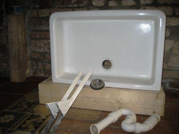 Nostalgisches Waschbecken oder » Bad, Einrichtung und Geräte
