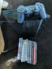 PS3 inklusive 10Spiele
