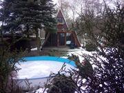 Finnhhütte/Ferienhaus die
