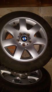 BMW Alufelgen 7X16 Zoll