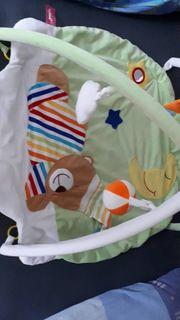 Baby Spielebogen Krabbeldecke