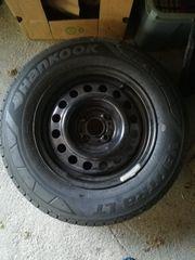 1 Hankook Reifen neu auf
