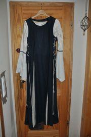 traumhaftes Mittelalter-Kleid
