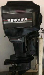 MERCURY AUSSENBORDER 75 PS mit