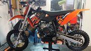 KTM SX 50 Motocross