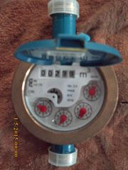 Hauswasserzähler, Gartenwasserzähler, Qn