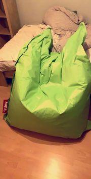 Sitzsack Fatboy grün