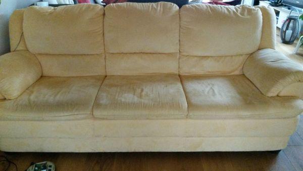 Gebrauchte Couch 3 Sitzer In Kämpfelbach Polster Sessel Couch