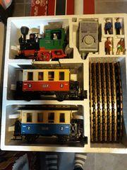 LGB Modelleisenbahn Sammlung