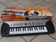 Verkaufe Keyboard für Einsteiger FunKey