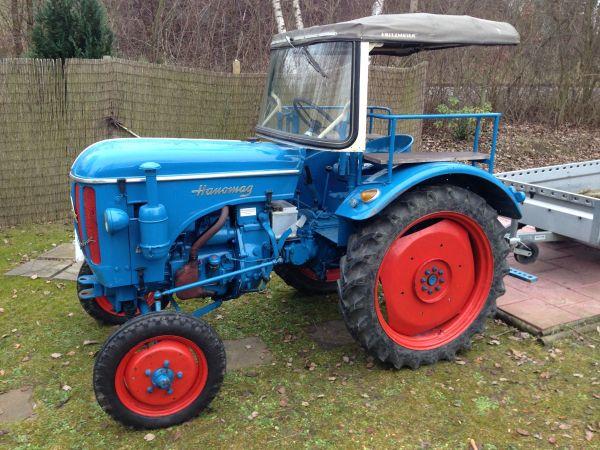 hanomag schlepper r 217 s oldtimer traktor in stockach. Black Bedroom Furniture Sets. Home Design Ideas