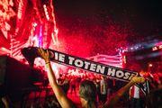 DIE TOTEN HOSEN - ein Ticket