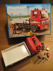 Playmobil 5283 Baustellen LKW