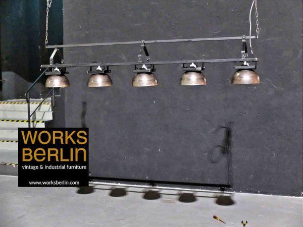 Industrial Lampen Nach Mass Worksberlin Com In Berlin Gastronomie