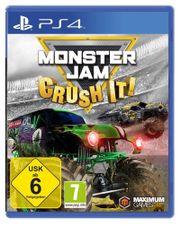 PS4 Monster Jam -
